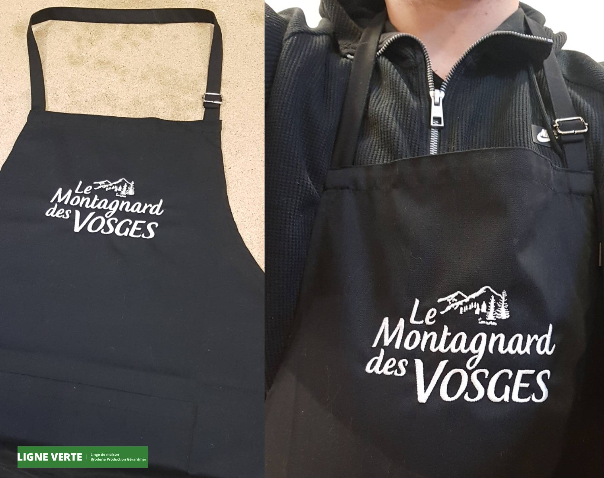 personnalisation textile made in Vosges